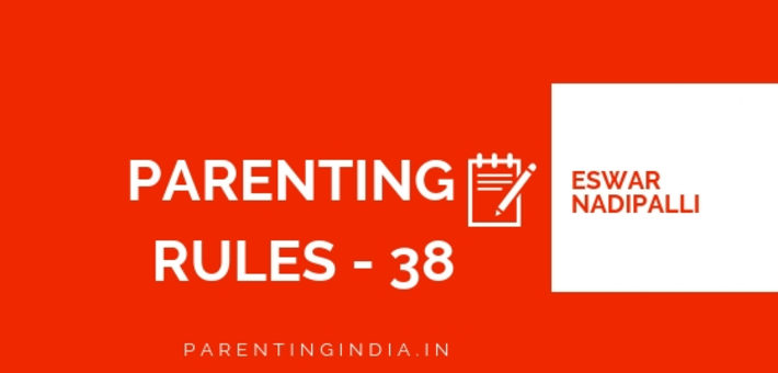 PARENTING RULES – 38