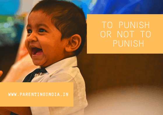 To punish or not to punish