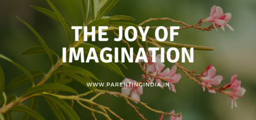 joy of imagination